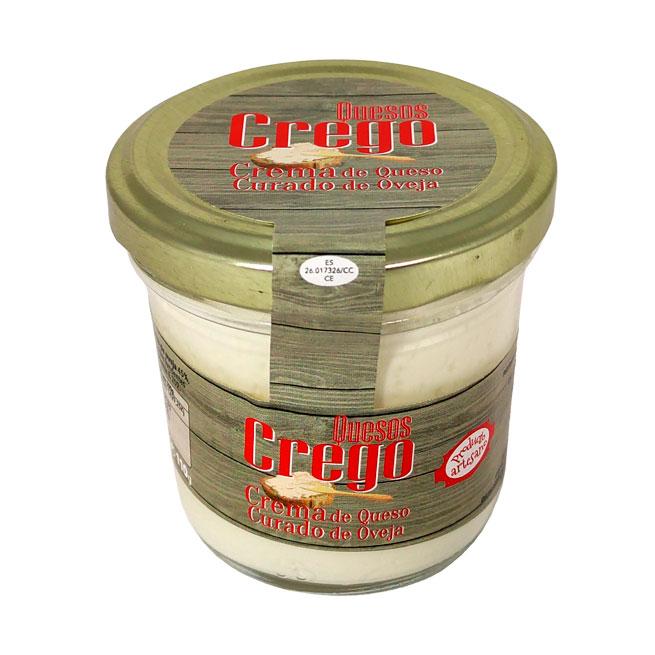 Cremas de Queso - Quesos Crego - Cevico la Torre - Palencia