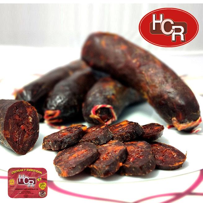 Chorizo de Caballo - Quesos Crego - Cevico la Torre - Palencia